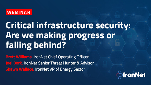 Critical infrastructure security: Are we making progress or falling behind?