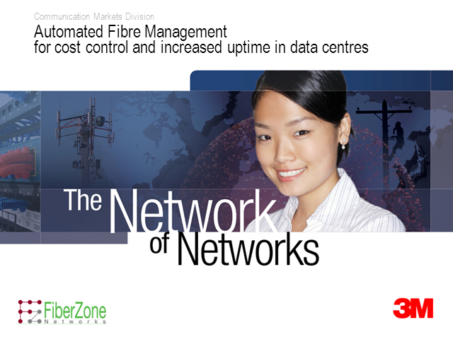 Automated fibre management for cost control and increased uptime in data centres
