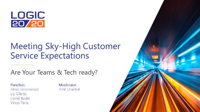 Meeting sky-high customer service expectations: Are your teams & tech ready?