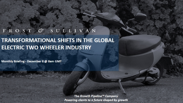 Transformational Shifts in the Global Electric Two-wheeler Industry