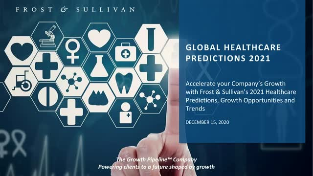 Global Healthcare Predictions 2021