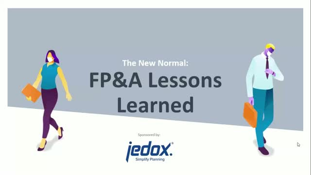 The New Normal: FP&A Lessons Learned
