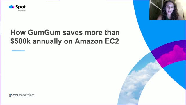 How GumGum saves more than $500k annually on Amazon EC2