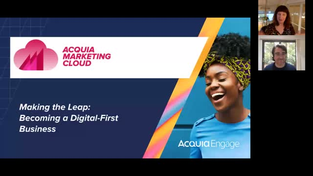 Making the Leap: Becoming a Digital-First Business