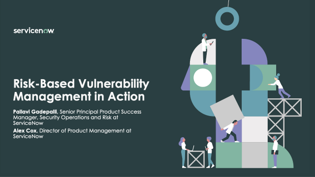 Risk-Based Vulnerability Management in Action