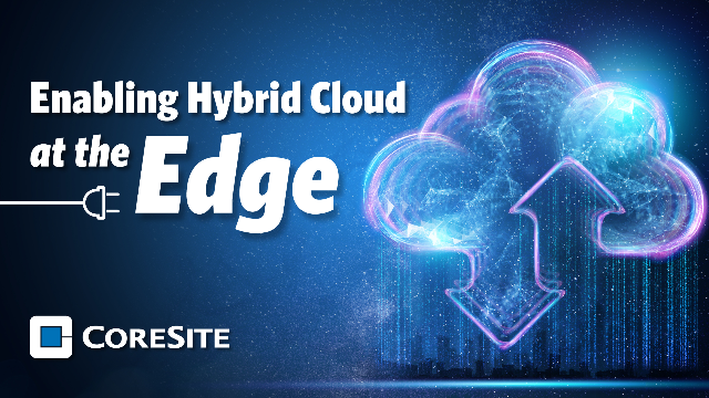 Enabling Hybrid Cloud at the Edge - Distributed Network Architecture