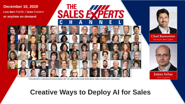 Creative Ways to Deploy AI for Sales