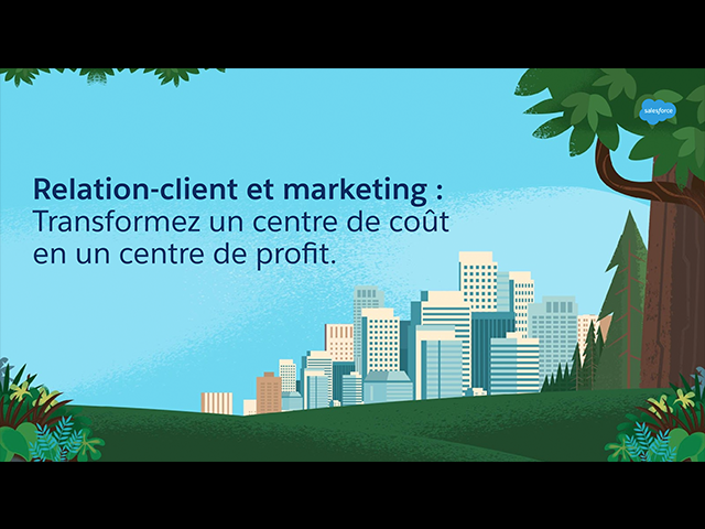 Relation-client et marketing : Transformez un centre de coût en un centre de pro