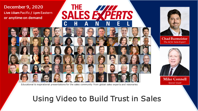 Using Video To Build Trust In Sales