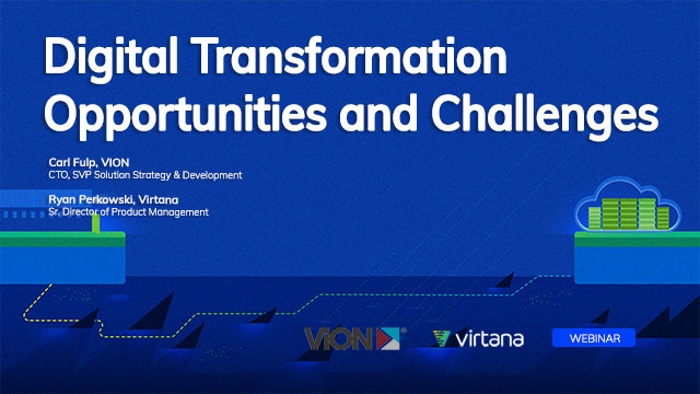 Digital Transformation Opportunities and Challenges