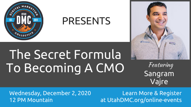 The Secret Formula To Becoming A CMO