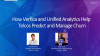 How Vertica and Unified Analytics Help Telcos Predict and Manage Churn