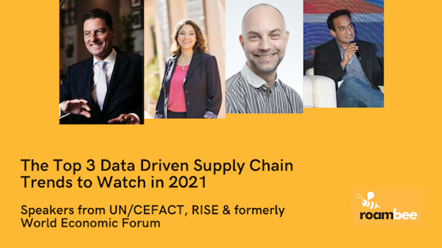 Panel Discussion: Enabling Data Driven Supply Chains through Information Sharing