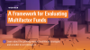 Live Webinar: A Framework for Evaluating Multifactor Funds