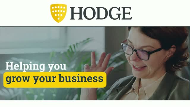 Hodge - Helping you grow your business