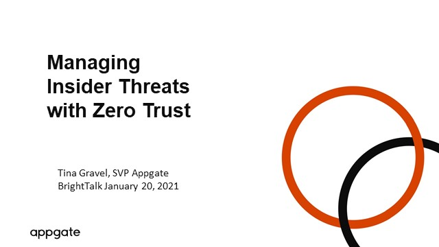 Is the biggest threat to your firm's security already on your network?
