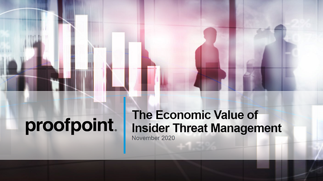 Reducing the $11.45M Cost of Insider Threats - It's Payback Time