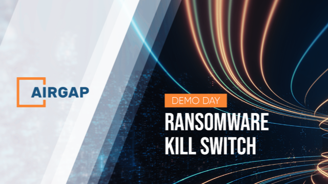 Demo Day | Ransomware Kill Switch