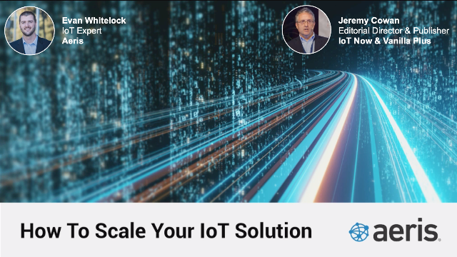 How To Scale Your IoT Solution