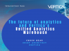 The future of analytics and Vertica's Unified Analytics Warehouse