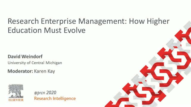 #PRCN2020: Research Enterprise Management: How Higher Education Must Evolve