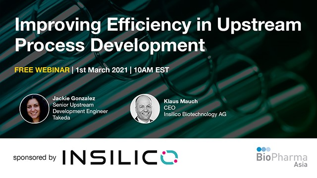 Improving Efficiency in Upstream Process Development