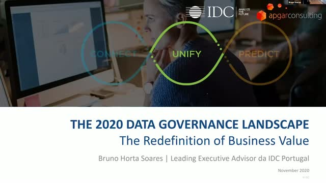Data Governance: How to move from Strategy into Practice with IDC and Novartis
