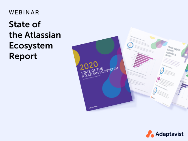 State of the Atlassian Ecosystem