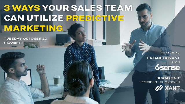 3 Ways Your Sales Team Can Utilize Predictive Marketing