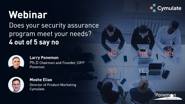 Does Your Security Assurance Program Meet Your Needs?
