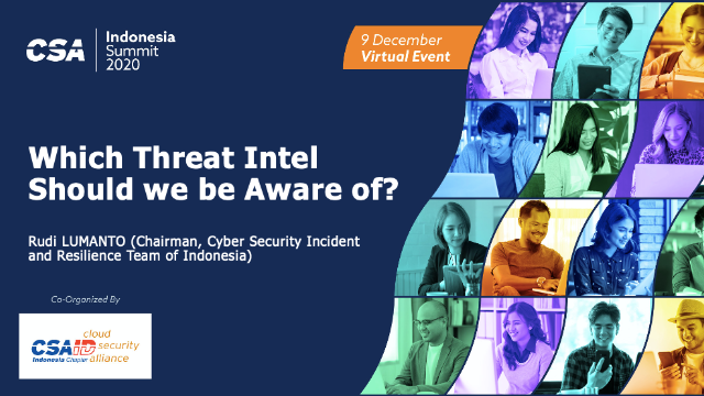 Which Threat Intel Should we be Aware of?