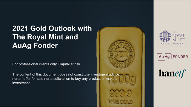 2021 Gold Outlook with The Royal Mint