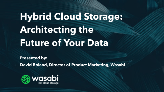 Hybrid Cloud Storage: Architecting the Future of Your Data