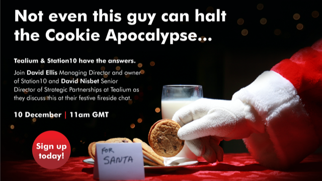 Surviving the Cookie Apocalypse - Festive Fireside Chat