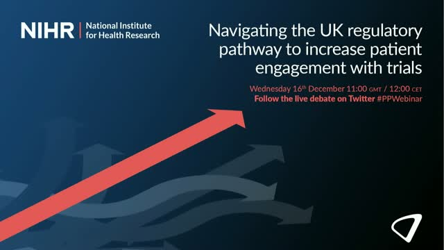 Navigating the UK regulatory pathway to increase patient engagement with trials