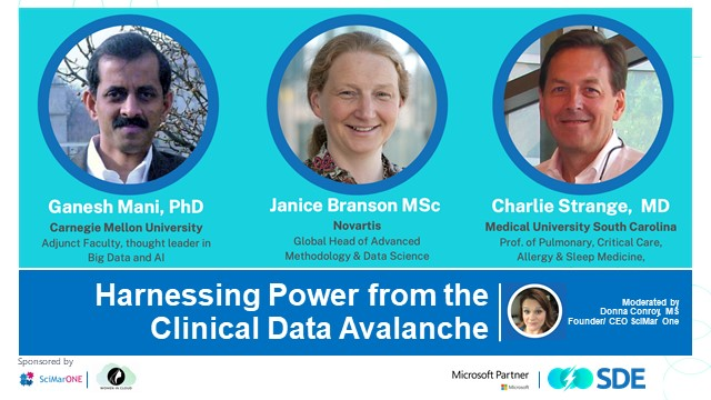 Harnessing the Power of the Clinical Data Avalanche