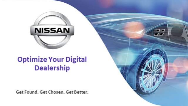 Increasing Nissan's Customer Conversion with Reputation.com Managed Services 1