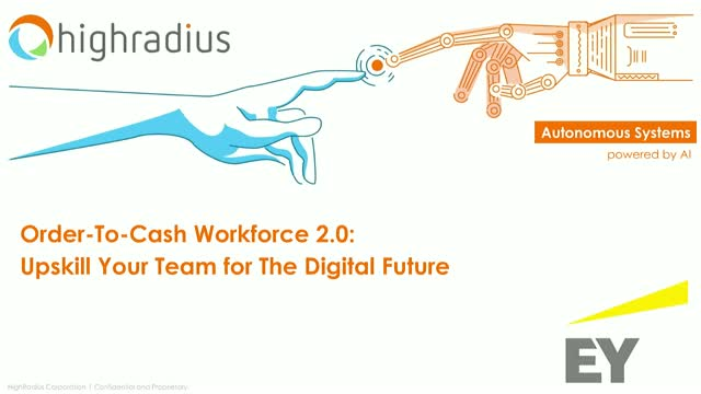 Order-To-Cash Workforce 2.0: Upskill Your Team for The Digital Future