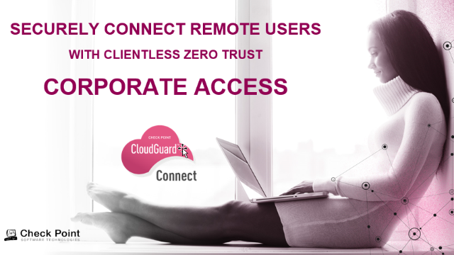 Securely Connect Remote Users with Clientless Zero Trust Corporate Access