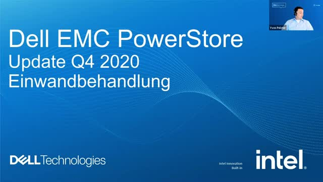 Dell EMC PowerStore Solution Overview