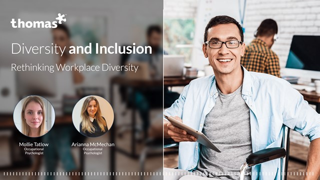 Diversity and Inclusion: Rethinking workplace diversity