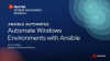 Automate Windows Environments with Ansible