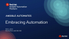 Embracing Automation