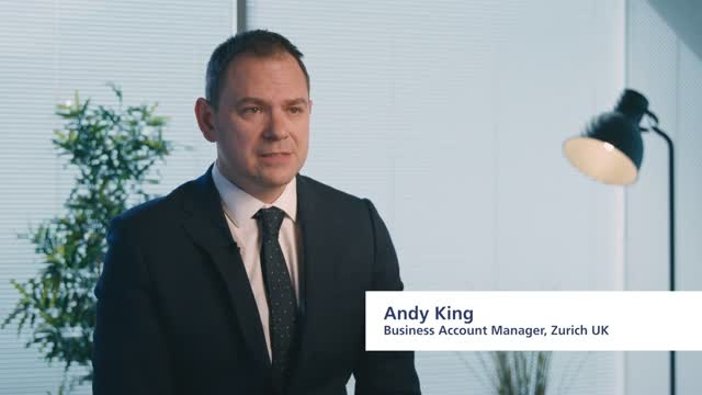 Welcome by Andy King, Business Account Manager, Zurich UK