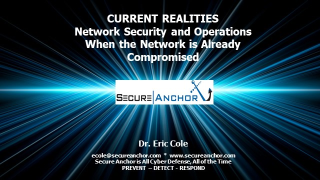 Life of a CISO - Defending A Compromised Network (Part II).