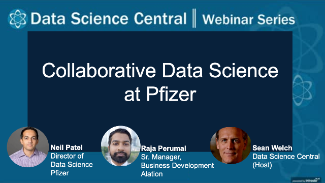 Collaborative Data Science at Pfizer