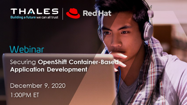 Securing OpenShift Container-Based Application Development