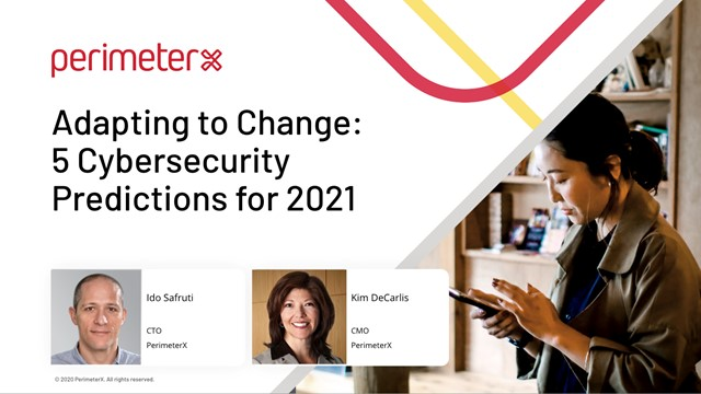 Adapting to Change: Five Cybersecurity Predictions for 2021