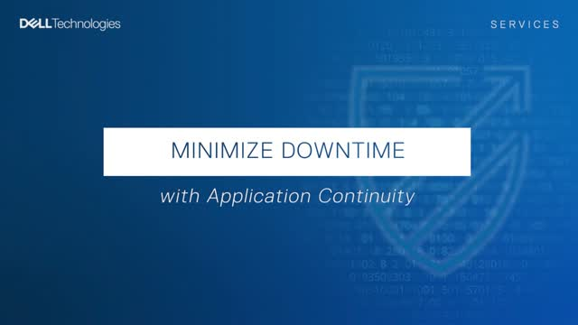 Minimize Downtime with Application Continuity