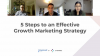 5 Steps to an Effective Growth Marketing Strategy